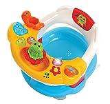 Vtech Aquasilla 2 en 1, silla de baño y panel de actividades, juguete para jugar dentro y fuera del agua, multicolor (80-515422)