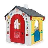 INJUSA - Casa de juguete School Party, Multicolor, 21 x 10 x 5 cm (20334)