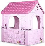 FEBER - Fantasy House Casita Infantil, Pink (Famosa 800012222)