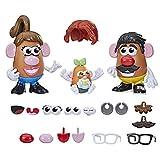 Pre School- Mr CREA Head-Juguete para niños de 2 años en adelante-Incluye 45 Piezas para Crear y Personalizar familias Potato, Color Multi Colour (Hasbro F10775L1)