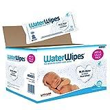 WaterWipes Toallitas para Pieles Sensible de Bebé, 99.9% agua purificada, 12 paquetes x 60 toallitas (720 toallitas)