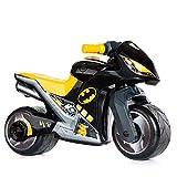 MOLTO | Moto Correpasillos Cross Batman | Moto Corre Pasillos para Todo Tipo de Terrenos | Juguetes Infantiles Seguros y Resistentes | Fomenta el Sano Desarrollo de Niños y Niñas | + 18 Meses