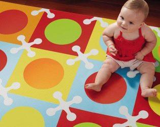 Mejores Alfombras De Goma Eva Para Bebés