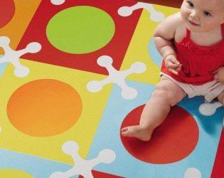 Mejores Alfombras De Goma Para Bebés