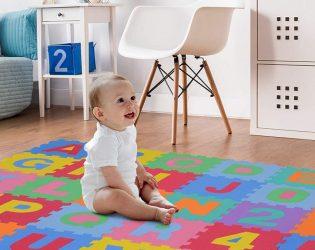 Mejores Alfombras De Juegos Para Bebés