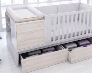 Mejores Cunas Convertibles Para Bebés