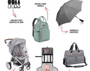 Mejores Accesorios Para Carro Bebé