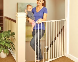 Mejores Barreras De Escalera Para Bebé