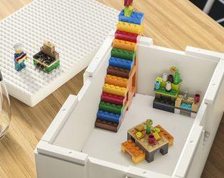 Mejores Cajas Almacenaje Lego