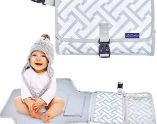Mejores Cambiadores Portátiles Para Bebés