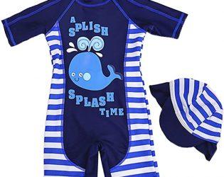 Mejores Camisetas De Baño Para Bebé