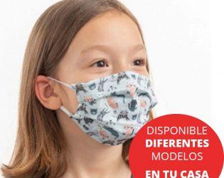 Mejores Mascarillas Infantiles Con Filtro