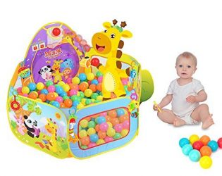 Mejores Piscinas De Bolas Para Bebés