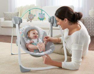 Mejores Columpios Eléctricos Para Bebé